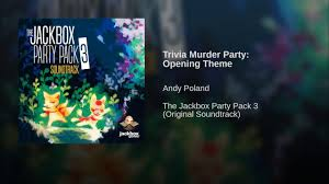 Seeking Opening Theme Song Trivia Murder Opening Theme