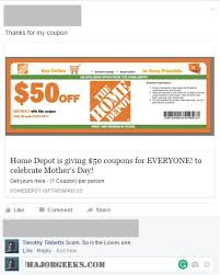 home depot black friday coupon no lowes and home depot are not giving away mother u0027s day coupons