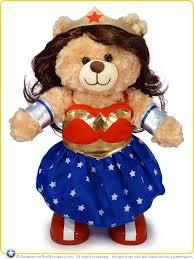 build a teddy build a workshop dc comics happy hugs teddy in woman