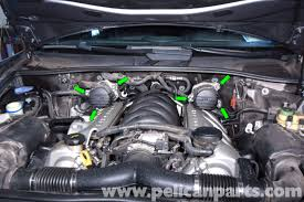 Porsche Cayenne Acceleration - porsche cayenne coil pack and spark plug replacement 2003 2008
