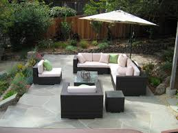 Wicker Patio Furniture Houston by Patio Furniture Awesome Brown Wood Cool Design Furniture Outdoor