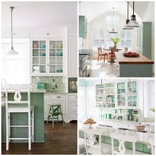 Glass Cabinet Kitchen Doors Kitchen Style Green Beachy Curtains Nautical Kitchen Beach