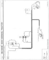 8n front mount wiring info original 6 volt in ford 8n wiring