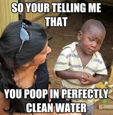 Favorite Meme - meet skeptical third world kid your new favorite meme
