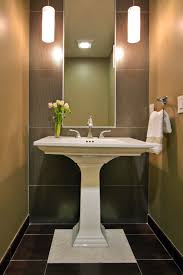 Small Powder Room Sink Vanities Big Ideas In Small Spaces 3 Ways To Make Your Powder Room Or