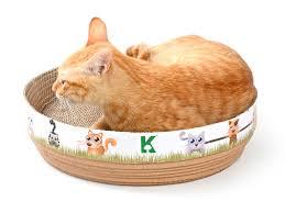 Cat Scratch Lounge Cardboard Cat Scratchers Kinchla Display