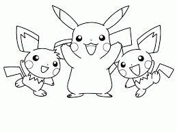 coloriage pokemon dessin animé et dessins à colorier coloriage