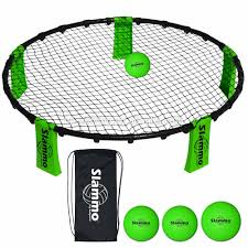 outdoor play spike ball spyderball game set buy spike ball