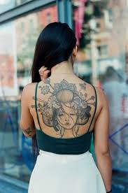 tattoo girl in the back 603 best tattoos and body art images on pinterest tattoo ideas