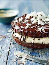 chocolate chai sandwich cake chocolate recipes jamie oliver