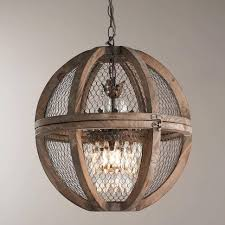 Rustic Bathroom Lighting - chandelier rustic candle chandelier country chandelier wood iron