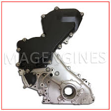 nissan frontier yd25 engine fuel pump timing covers front u0026 rear oil pump nissan yd25 2 5 ltr mag engines