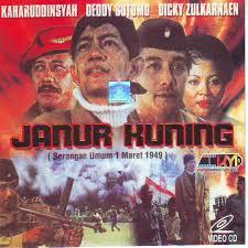 ringkasan tentang film jendral sudirman janur kuning kisah letkol soeharto yang ganteng dan berwibawa
