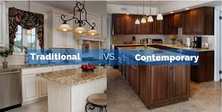 contemporary vs modern traditional kitchens vs contemporary kitchens which is best