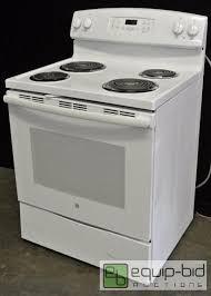 Kitchen Appliance Auction - ge 4 burner electric range dtkc upstairs premiere appliance