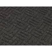 Outdoor Rubber Rugs Loop Carpet Rubber Backed Entrance Scraper Door Mat 18