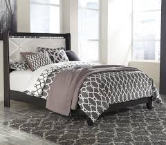 Ashley Millennium Prentice White Queen Bedroom Suite Platform Or Low Profile Bed Bedroom Furniture Page 1