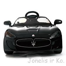 maserati granturismo blacked out avigo 6v maserati car in black jonelis u0026 co toys for children