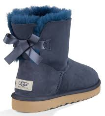 ugg bailey bow navy blue sale ugg bailey bow navy blue sale items