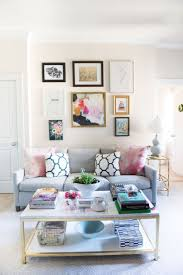 Ideas For Apartment Walls Livingroom Likable Living Room Decorating Ideas Apartment On