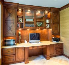 custom home office cabinets built in cabinets for home office in