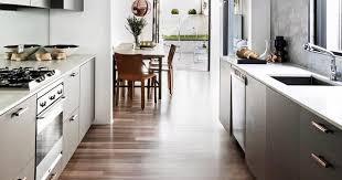 Laminate Flooring In Kitchen Tough Call Timber Versus Laminate Flooring Homes