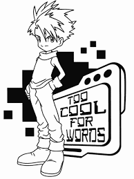 printable digimon 59 cartoons coloring pages coloringpagebook