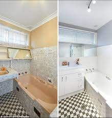 Bathroom Makeovers Uk - zillow on the colour that adds to your home u0027s value daily mail