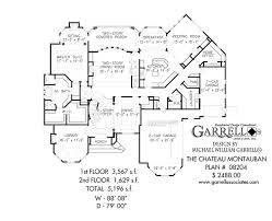 chateau style house plans chateau montauban house plan house plans by garrell associates inc