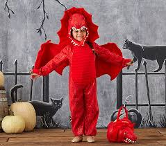 Pottery Barn Kits Dragon Costume Red Pottery Barn Kids