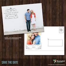 5x7 save the date postcard template s24