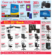 Office Depot L Shaped Desk With Hutch by Office Max Office Depot Ad Scan 1 29 2 4
