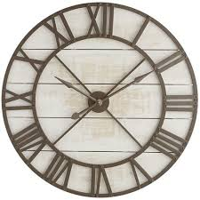 themed clock wall clocks home decor accents pier 1 imports