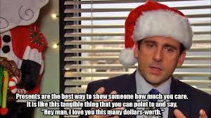Gifts For Meme - the office isms celebrate christmas with the office