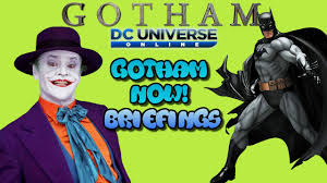 dc universe halloween costumes dc universe online gotham now briefings youtube