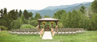 cheap wedding venues in colorado brush ranch a colorado mountain wedding venue