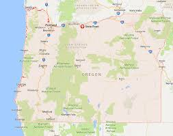 Roseburg Oregon Map Oregon Ceeamerica
