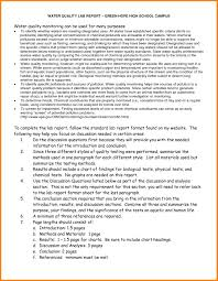 lab report conclusion template lab report conclusion template awesome 8 high school lab report