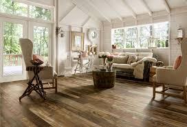 Wohnzimmer Einrichten Dunkler Boden 15 Ideen Für Rustikalen Ziegel Und Holzboden Freshouse