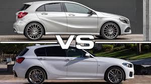 cars like bmw 1 series 2016 mercedes a class vs 2016 bmw 1 series