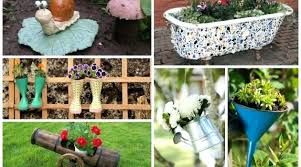 garden decorations to make surprisingly awesome garden decorations