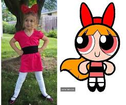 Super Scary Halloween Costumes Girls 25 Powerpuff Girls Costume Ideas