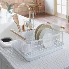 kitchen dish rack ideas kitchen wooden kitchen drying rack ideas 20 modern dish drying