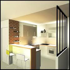 amenagement cuisine en l agencement cuisine modele cuisine equipee meubles rangement