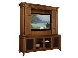 lexington furniture china cabinet island estate blake island entertainment console lexington home brands