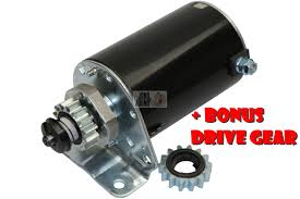 briggs and stratton motor starter motor for 7 to 18hp models