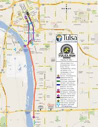 Tulsa Map Tulsa Run U2013 Proactiveoutside