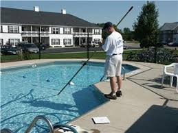 pool cleaning tips make a great looking swimming pool cleaning service flyer ad