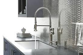 semi professional kitchen faucet professional kitchen faucet meridian semi professional kitchen