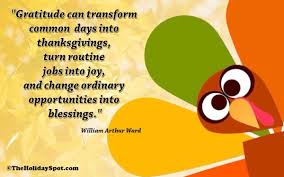 happy thanksgiving quotes for friends and family happy